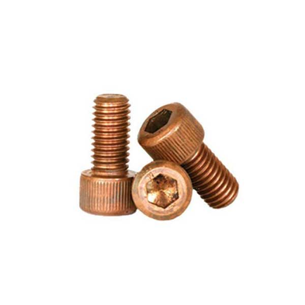 Copper Nickel 70/30 Fasteners