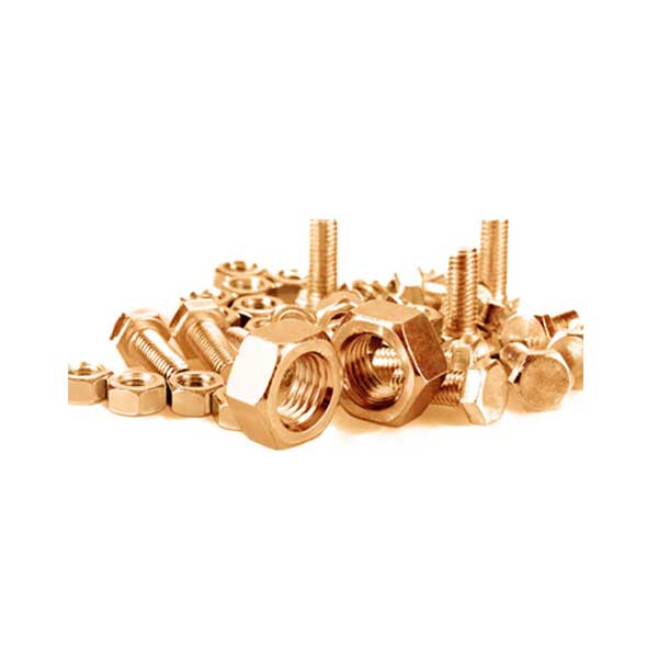 Copper Nuts And Bolts >> Copper Nickel 90 10 Fasteners Astm Asme Sb 151 152 Fasteners