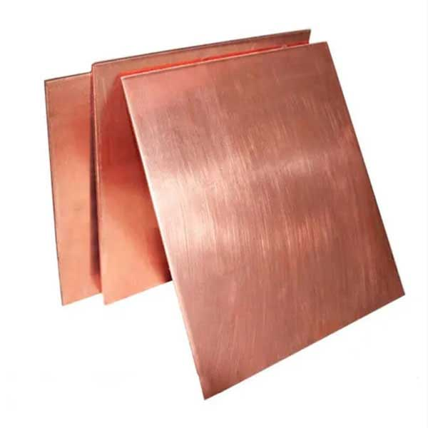 SS Antique Copper Finish Sheet