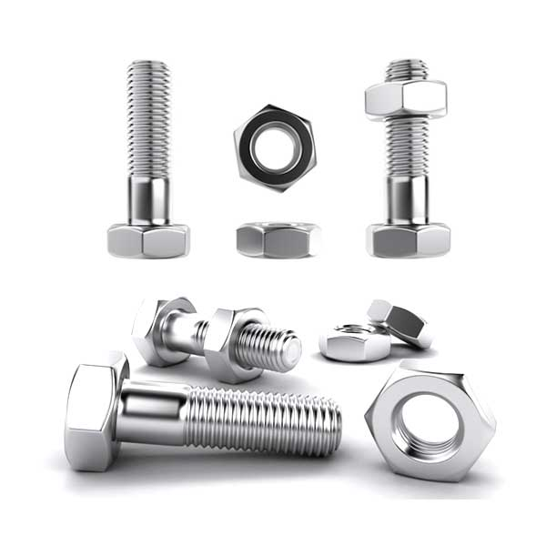 SS 304 Fastener, B8 SS Bolts, UNS S30400 Industrial
